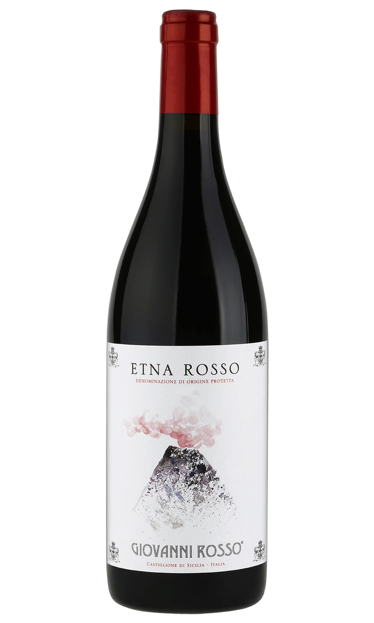Etna Rosso - Contrada Montedolce DOC