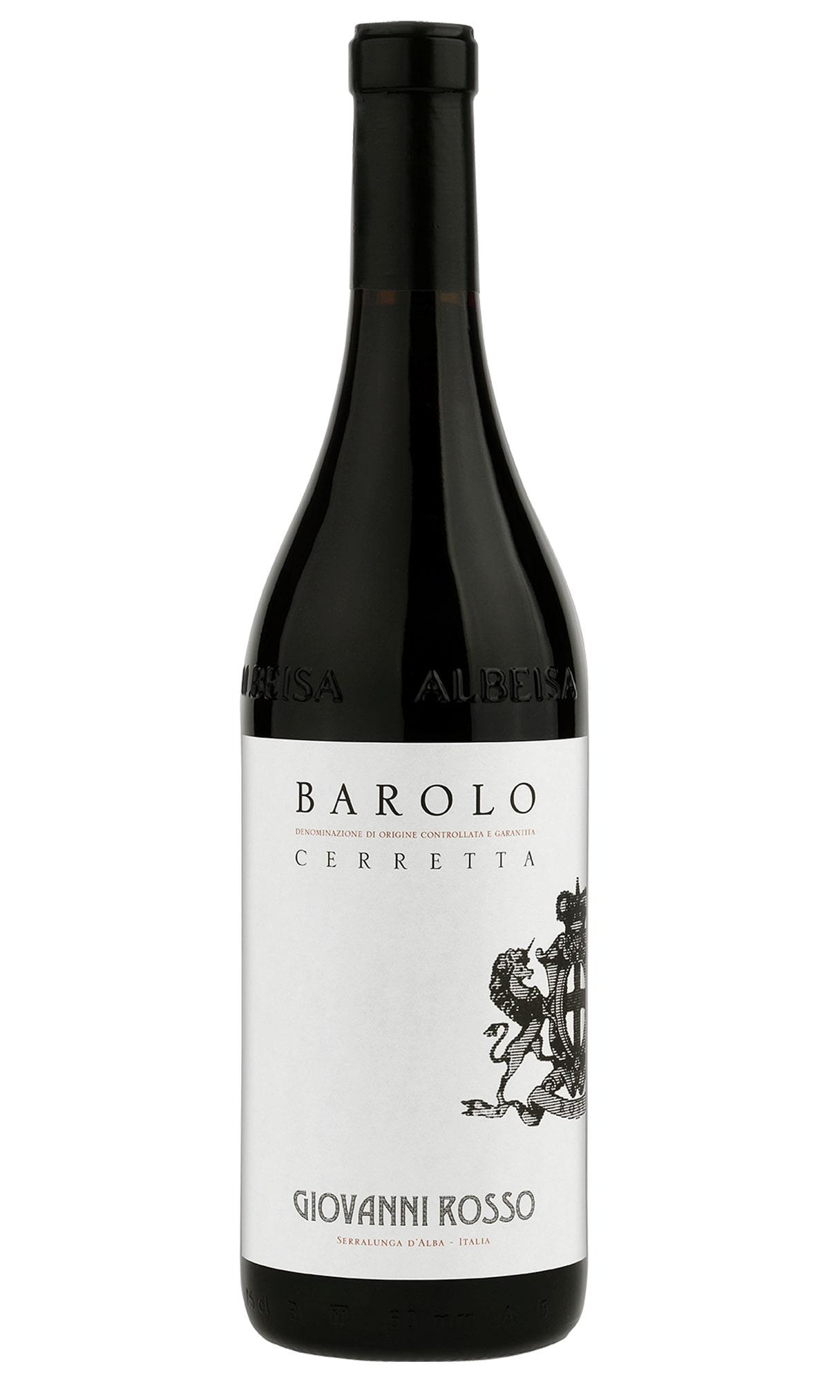 Barolo DOCG - Cerretta