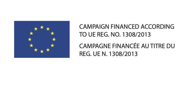 Campagne financée au titre du règlement de l'Union européenne no. 1308/2013